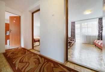 piętro rodzinne dla 6-8osób 3pokoje + łazienka