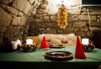 kolacja romantyczna